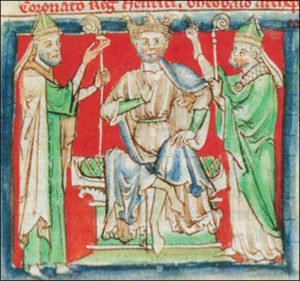 Coronation of Henry II