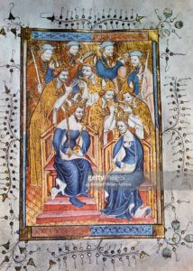 King Richard II and Anne of Bohemia