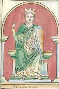 EDMUND II IRONSIDE (Reigned 1016 – 1016)
