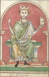 EDWARD THE CONFESSOR (Reigned 1042 –1066)