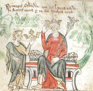 Coronation of Edward II