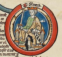 EDWARD THE MARTYR (Reigned 975 – 978)