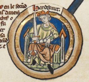 HARTHACNUT (Reigned 1040 – 1042)