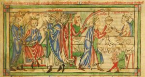 Henry the Young Kings Coronation