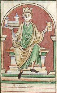 Henry I King of England
