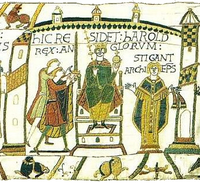 HAROLD GODWINSON (Reigned Jan-Oct 1066)