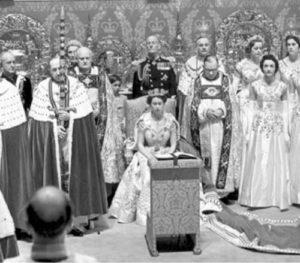 Coronation Oath of Elizabeth II