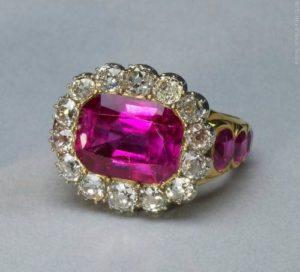 Queen Adelaide's Coronation Ring