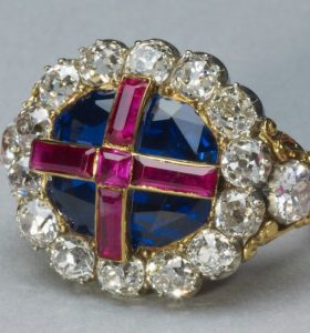 Ring of King William IV