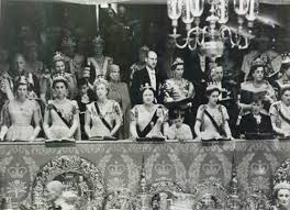 Royal Guest at Coronation