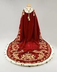 Coronation Crimson surcoat