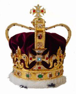 St Edward's Crown.