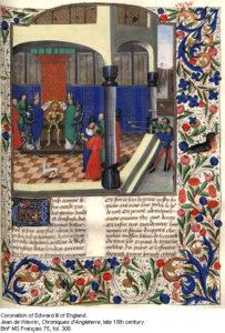Coronation of Edward III