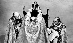 Crowning of Queen Elizabeth II