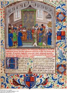 Richard II after the Coronation
