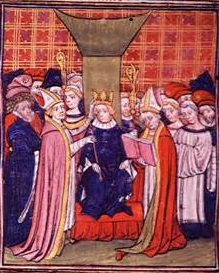 Coronation of Richard II